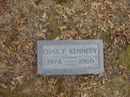 KENNEDY, CHAS  F - Brown County, Ohio | CHAS  F KENNEDY - Ohio Gravestone Photos