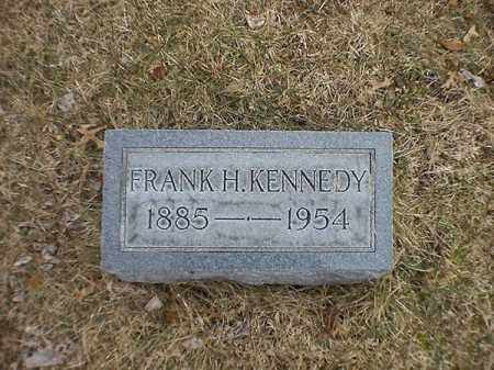 KENNEDY, FRANK  H - Brown County, Ohio   FRANK  H KENNEDY - Ohio Gravestone Photos