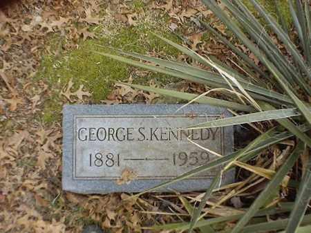 KENNEDY, GEORGE  S - Brown County, Ohio | GEORGE  S KENNEDY - Ohio Gravestone Photos