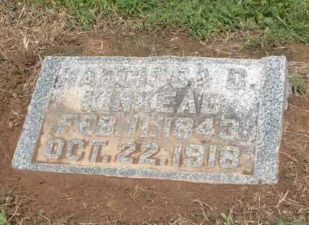 DEPOY KINKEAD, NARCISSA - Brown County, Ohio | NARCISSA DEPOY KINKEAD - Ohio Gravestone Photos