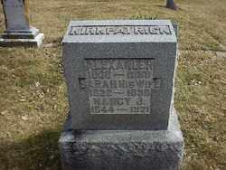 KIRKPATRICK, ALEXANDER - Brown County, Ohio   ALEXANDER KIRKPATRICK - Ohio Gravestone Photos