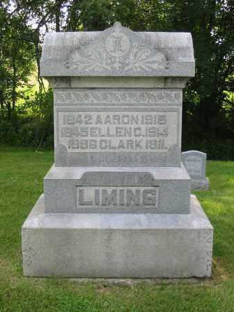 REED LIMING, ELLEN C - Brown County, Ohio | ELLEN C REED LIMING - Ohio Gravestone Photos