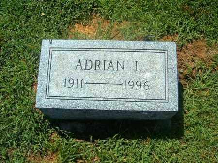LIMING, ADRIAN  L - Brown County, Ohio   ADRIAN  L LIMING - Ohio Gravestone Photos