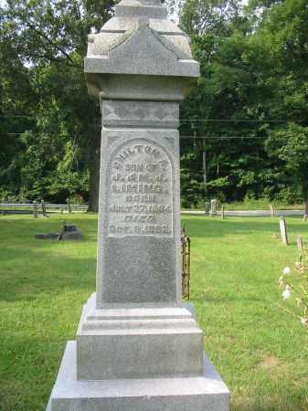 LIMING, CHILTON A - Brown County, Ohio   CHILTON A LIMING - Ohio Gravestone Photos