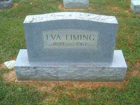 LIMING, EVA - Brown County, Ohio   EVA LIMING - Ohio Gravestone Photos
