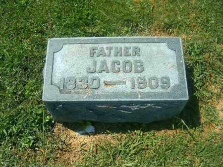 LIMING, JACOB - Brown County, Ohio | JACOB LIMING - Ohio Gravestone Photos