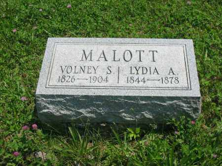 ORR MALOTT, LYDIA ANN - Brown County, Ohio | LYDIA ANN ORR MALOTT - Ohio Gravestone Photos