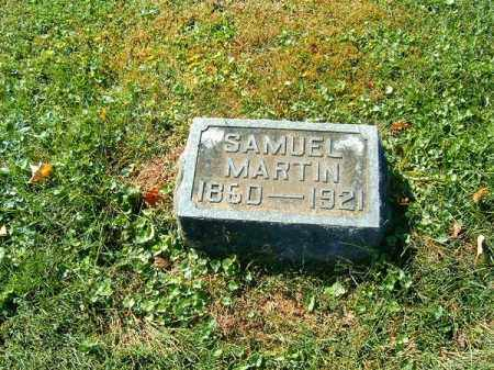 MARTIN, SAMUEL - Brown County, Ohio   SAMUEL MARTIN - Ohio Gravestone Photos