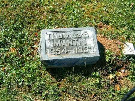 MARTIN, THOMAS   S - Brown County, Ohio | THOMAS   S MARTIN - Ohio Gravestone Photos