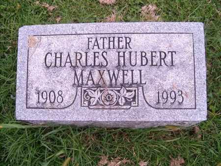 HUBERT MAXWELL, CHARLES - Brown County, Ohio | CHARLES HUBERT MAXWELL - Ohio Gravestone Photos