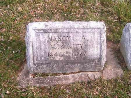 MCKINLEY, NANCY  A - Brown County, Ohio | NANCY  A MCKINLEY - Ohio Gravestone Photos