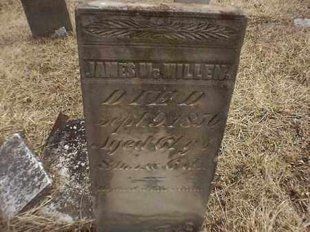 MCMILLEN, JAMES - Brown County, Ohio | JAMES MCMILLEN - Ohio Gravestone Photos