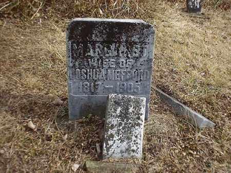 MEFFORD, MARGARET - Brown County, Ohio | MARGARET MEFFORD - Ohio Gravestone Photos