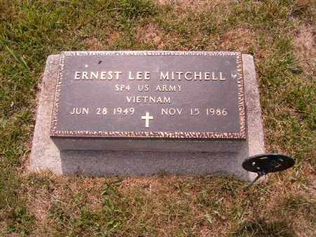 MITCHELL, ERNEST  LEE - Brown County, Ohio | ERNEST  LEE MITCHELL - Ohio Gravestone Photos