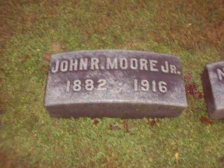 MOORE, JOHN  R  JR - Brown County, Ohio | JOHN  R  JR MOORE - Ohio Gravestone Photos
