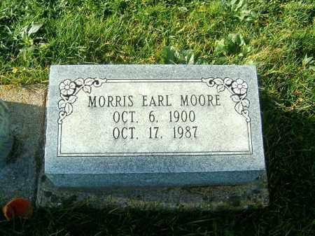 MOORE, MORRIS  EARL - Brown County, Ohio | MORRIS  EARL MOORE - Ohio Gravestone Photos