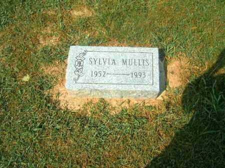 MULLIS, SYLVIA - Brown County, Ohio | SYLVIA MULLIS - Ohio Gravestone Photos