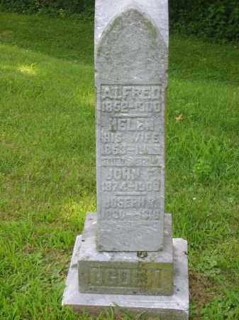 OGDEN, JOSEPH R - Brown County, Ohio | JOSEPH R OGDEN - Ohio Gravestone Photos