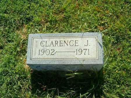OWEN, CLARENCE   J - Brown County, Ohio | CLARENCE   J OWEN - Ohio Gravestone Photos