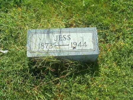 OWEN, JESS - Brown County, Ohio   JESS OWEN - Ohio Gravestone Photos