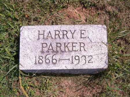 PARKER, HENRY   E - Brown County, Ohio | HENRY   E PARKER - Ohio Gravestone Photos