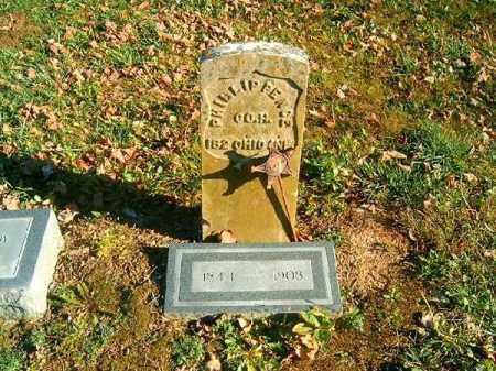 PENCE, PHILLIP - Brown County, Ohio | PHILLIP PENCE - Ohio Gravestone Photos