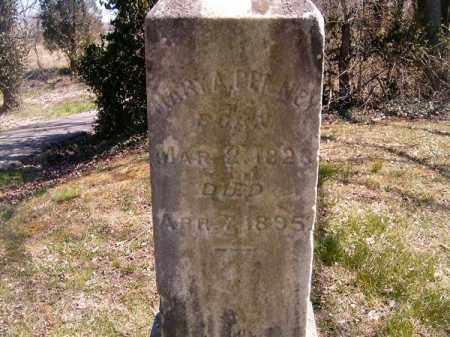 PENNEY, MARY A - Brown County, Ohio | MARY A PENNEY - Ohio Gravestone Photos