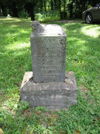 PENNY, ADDAH VICTORIA - Brown County, Ohio | ADDAH VICTORIA PENNY - Ohio Gravestone Photos