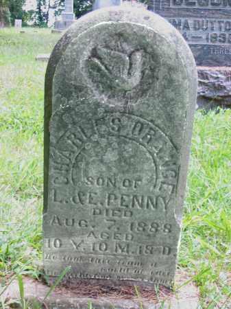PENNY, CHARLES ORANCE - Brown County, Ohio | CHARLES ORANCE PENNY - Ohio Gravestone Photos