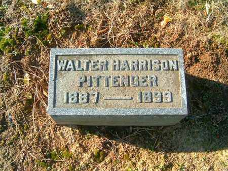 PITTENGER, WALTER  HARRISON - Brown County, Ohio | WALTER  HARRISON PITTENGER - Ohio Gravestone Photos