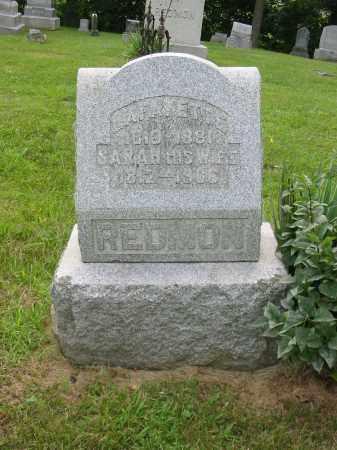 REDMON, SARAH - Brown County, Ohio   SARAH REDMON - Ohio Gravestone Photos