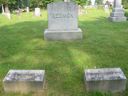 REDMON, SARAH E - Brown County, Ohio | SARAH E REDMON - Ohio Gravestone Photos