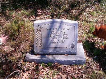 ROBBINS, WARD WOODROW - Brown County, Ohio   WARD WOODROW ROBBINS - Ohio Gravestone Photos