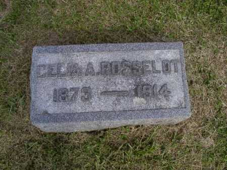 ROSSELOT, CELIA ANN - Brown County, Ohio | CELIA ANN ROSSELOT - Ohio Gravestone Photos
