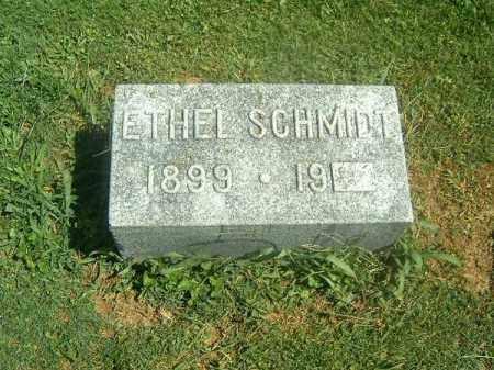 SCHMIDT, ETHEL - Brown County, Ohio | ETHEL SCHMIDT - Ohio Gravestone Photos