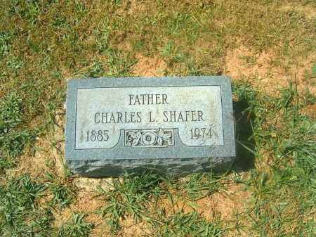 SHAFER, CHARLES  L - Brown County, Ohio | CHARLES  L SHAFER - Ohio Gravestone Photos