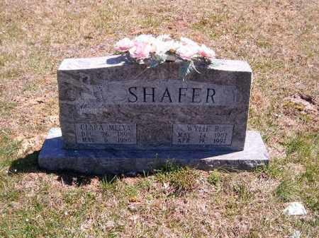 SHAFER, CLARA  MELVA - Brown County, Ohio | CLARA  MELVA SHAFER - Ohio Gravestone Photos