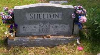 SHELTON, MARION - Brown County, Ohio | MARION SHELTON - Ohio Gravestone Photos