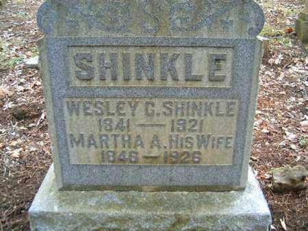 SHINKLE, WESLEY  C - Brown County, Ohio | WESLEY  C SHINKLE - Ohio Gravestone Photos