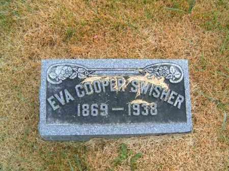 COOPER SWISHER, EVA - Brown County, Ohio | EVA COOPER SWISHER - Ohio Gravestone Photos