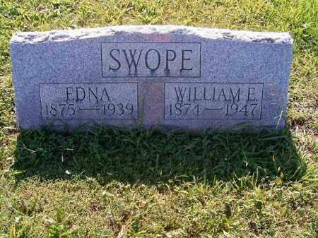 SWOPE, WILLIAM  E - Brown County, Ohio | WILLIAM  E SWOPE - Ohio Gravestone Photos