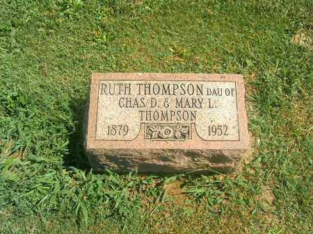 THOMPSON, RUTH - Brown County, Ohio | RUTH THOMPSON - Ohio Gravestone Photos
