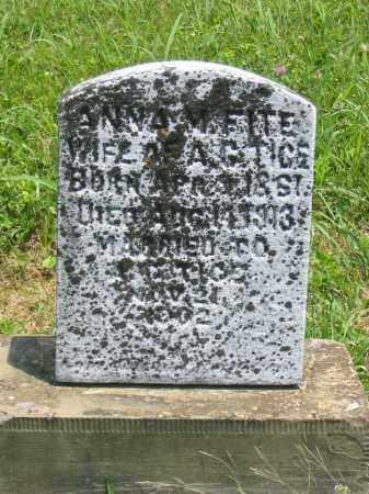 TICE, ANNA M - Brown County, Ohio | ANNA M TICE - Ohio Gravestone Photos