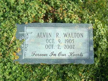 WALTON, ALVIN   R - Brown County, Ohio | ALVIN   R WALTON - Ohio Gravestone Photos