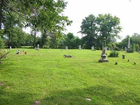 WARNER CEMETERY, VIEW 2- NORTHWEST - Brown County, Ohio | VIEW 2- NORTHWEST WARNER CEMETERY - Ohio Gravestone Photos