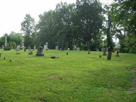 WARNER CEMETERY, VIEW 4- NORTHEAST - Brown County, Ohio | VIEW 4- NORTHEAST WARNER CEMETERY - Ohio Gravestone Photos