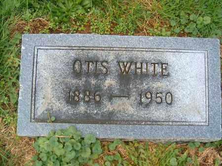 WHITE, OTIS - Brown County, Ohio   OTIS WHITE - Ohio Gravestone Photos