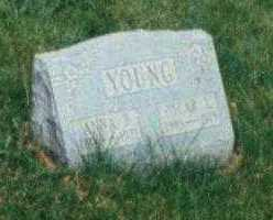 YOUNG, ANNA BELLE - Brown County, Ohio | ANNA BELLE YOUNG - Ohio Gravestone Photos
