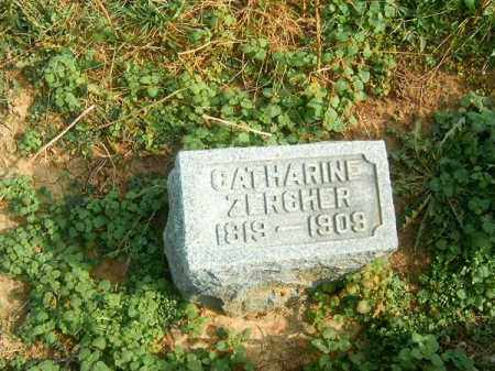 ZERCHER, CATHERINE - Brown County, Ohio | CATHERINE ZERCHER - Ohio Gravestone Photos