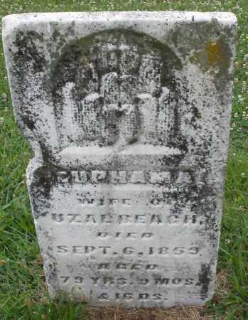 BEACH, CUPHAMA ? - Butler County, Ohio | CUPHAMA ? BEACH - Ohio Gravestone Photos